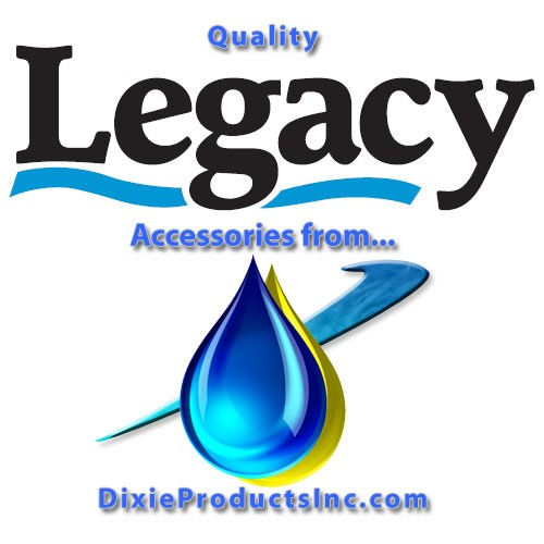 "Legacy Floorcleaner 19"" Base 4-10gpm"""
