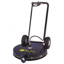 "Whisper Wash Flat Surface Cleaners ""The Big Guy"" 2 Nozzles- Floor Cleaner 28"" 4-10Gpm 2-Noz"""